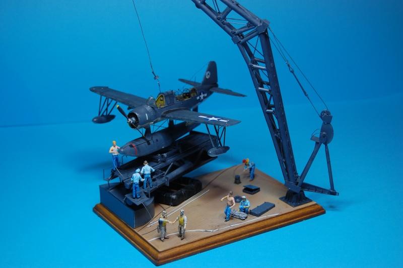 Vought OS2U Kingfisher - Catapulte [Airfix] Dsc_0301