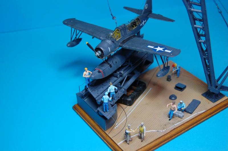 Vought OS2U Kingfisher - Catapulte [Airfix] Dsc_0302