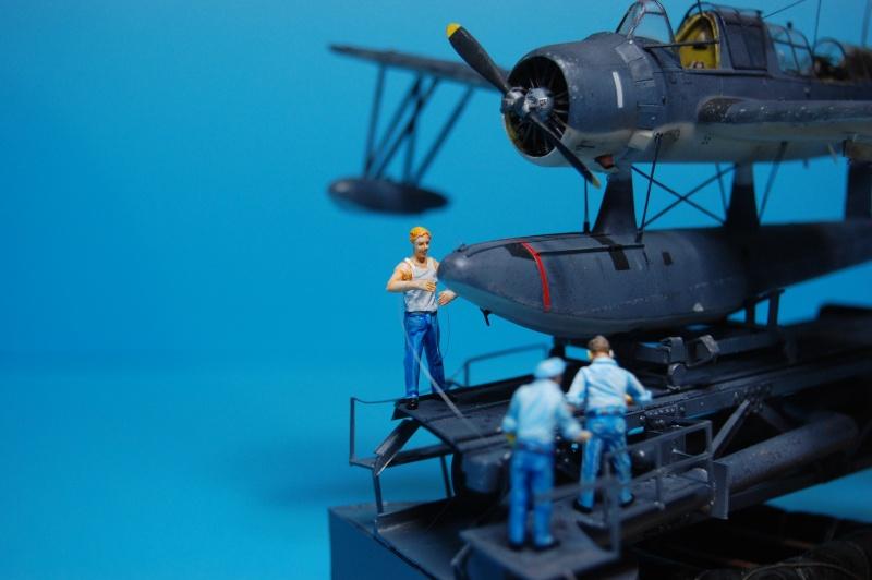 Vought OS2U Kingfisher - Catapulte [Airfix] Dsc_0307