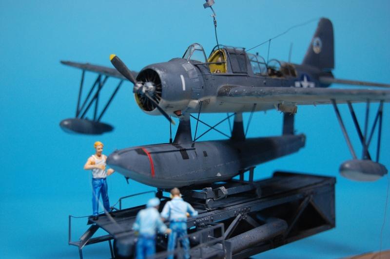 Vought OS2U Kingfisher - Catapulte [Airfix] Dsc_0308