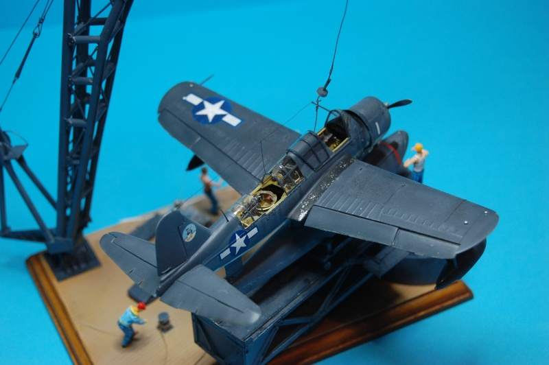 Vought OS2U Kingfisher - Catapulte [Airfix] Dsc_0310
