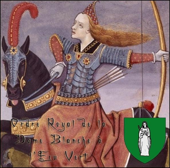 Ordre de la Dame Blanche à l'écu Vert