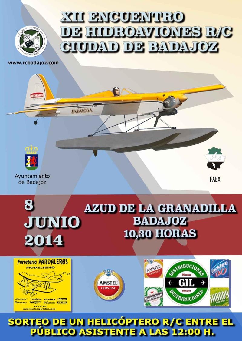 XII Encuentro de hidroaviones R/C Ciudad de Badajoz Hidros10