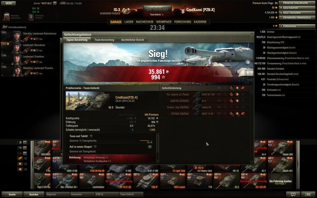 Teambattle - PZK vs. Kazna+Exnom - 14% Winchance Shot_066