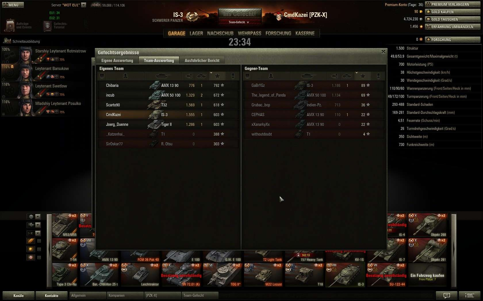 Teambattle - PZK vs. Kazna+Exnom - 14% Winchance Shot_067