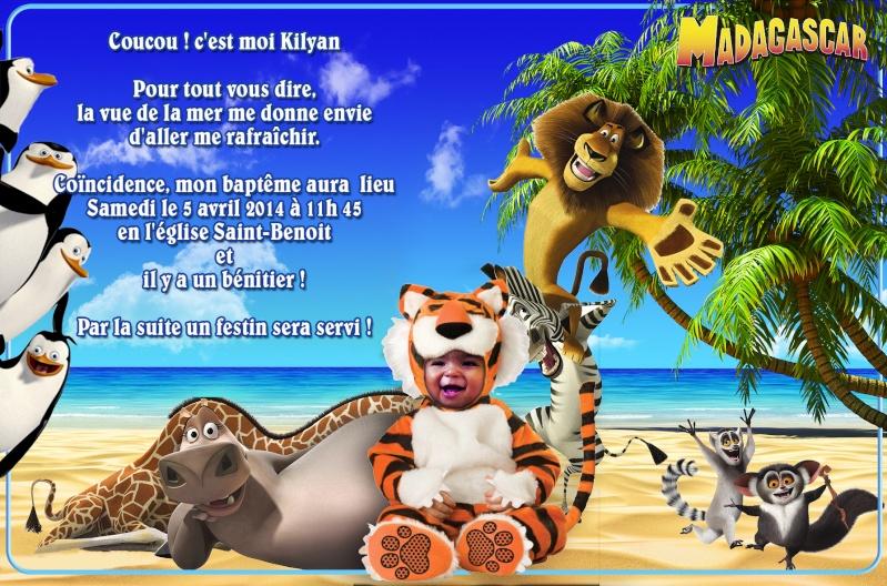 demande de faire part jungle Kilyan12