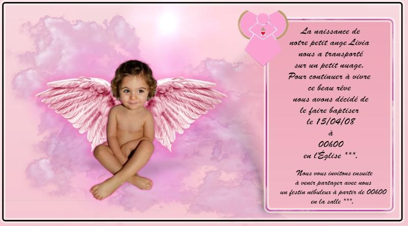 Livia petit ange... Sakapu10