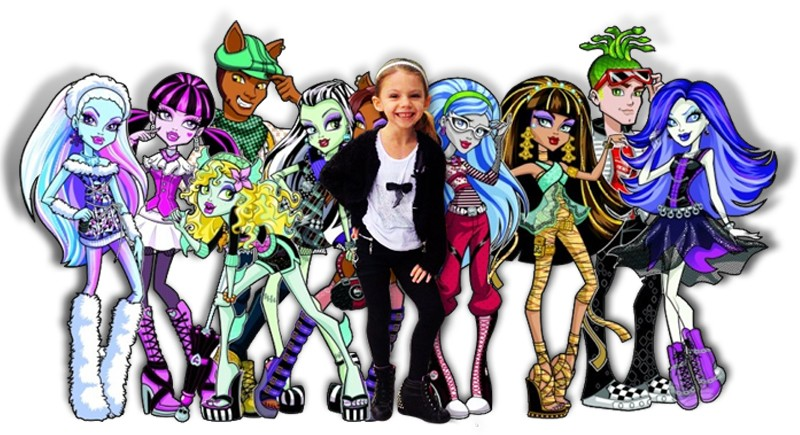invit anniversaire monster high Tess2015