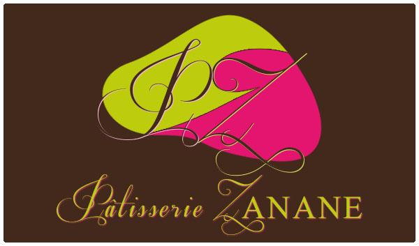 Logo patisserie Zanane10