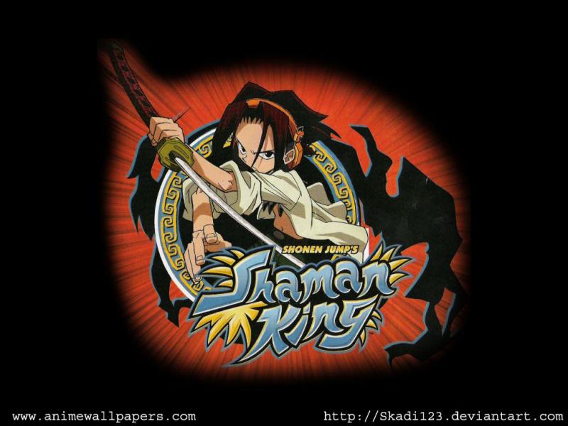 Shaman King TR
