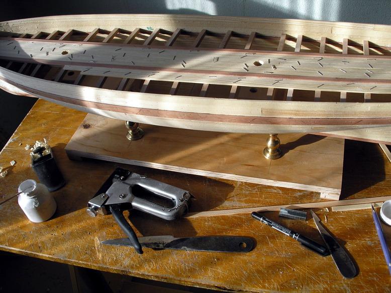 Yacht Imperiale Queen Victoria - Tecnica Costruttiva dello Scafo - Pagina 2 Img_0010