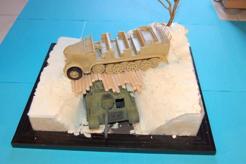 Sd.kfz 7 - front de l'est - Nouveau Diorama en cours Dsc_0057
