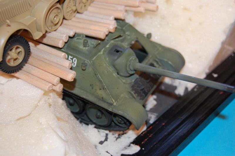 Sd.kfz 7 - front de l'est - Nouveau Diorama en cours Dsc_0058