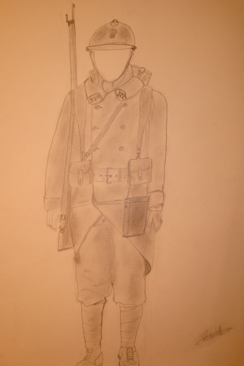 Un dessin de Poilus Dsc00712