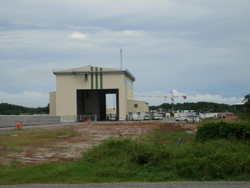 Etat d'avancement du chantier Soyouz en Guyane (Sinnamary) - Page 5 Dscn3111