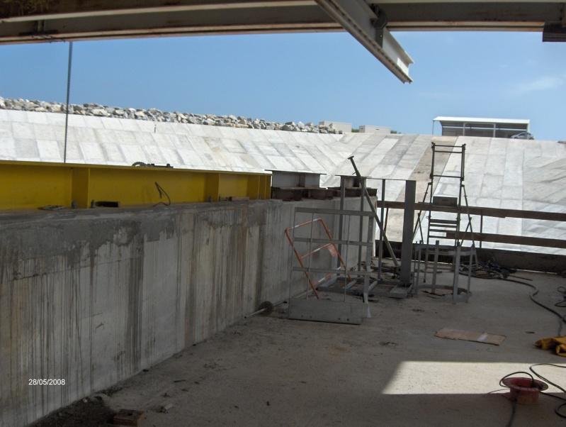 Etat d'avancement du chantier Soyouz en Guyane (Sinnamary) - Page 5 Hpim4111