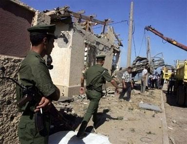 انفجاران جديدان في البويرة صبيجة اليوم _6610210