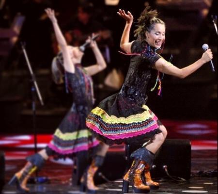 Damaris inscrita en el Grammy Latino Damari11