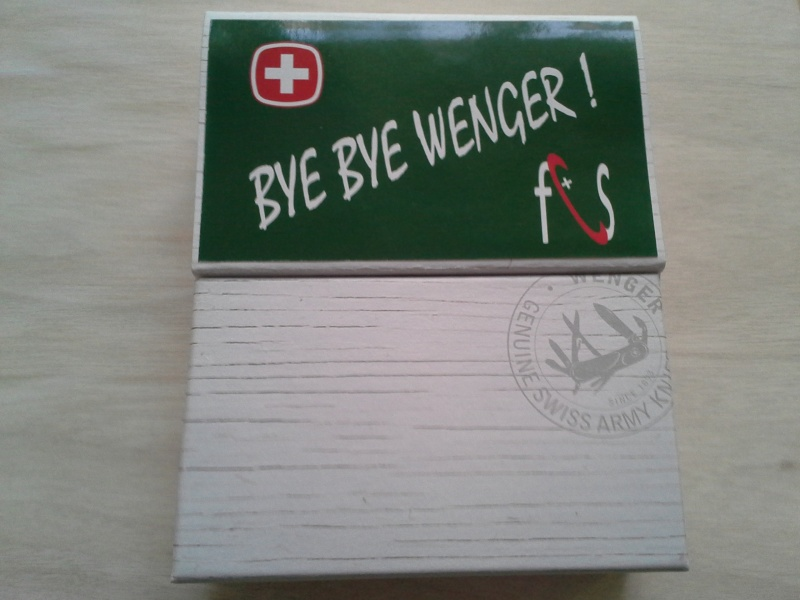 Ma collection Victorinox et wenger. [par Lucke] - Page 4 20140111