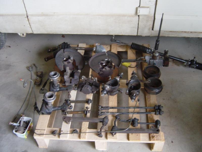 Restauration de la MINI Classic 35 de Dominique. Dsc05624