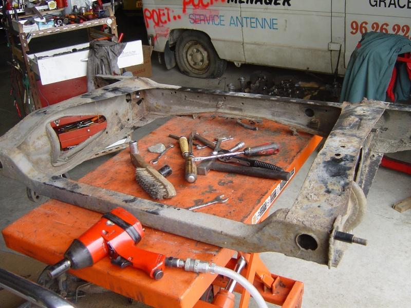 Restauration de la MINI Classic 35 de Dominique. Dsc05625
