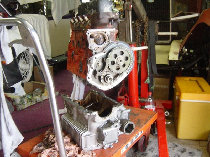 Restauration de la MINI Classic 35 de Dominique. Dsc05628