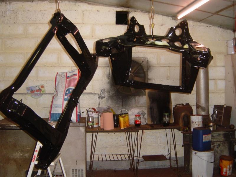 Restauration de la MINI Classic 35 de Dominique. Dsc05725