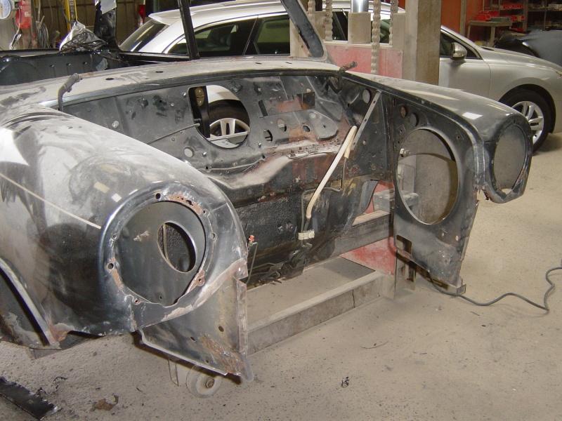 Restauration de la MINI Classic 35 de Dominique. Dsc05819