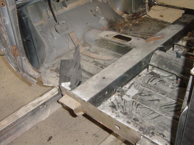 Restauration de la MINI Classic 35 de Dominique. Dsc05822