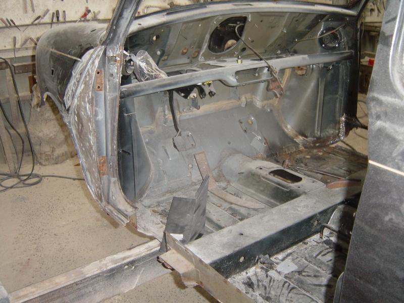 Restauration de la MINI Classic 35 de Dominique. Dsc05823