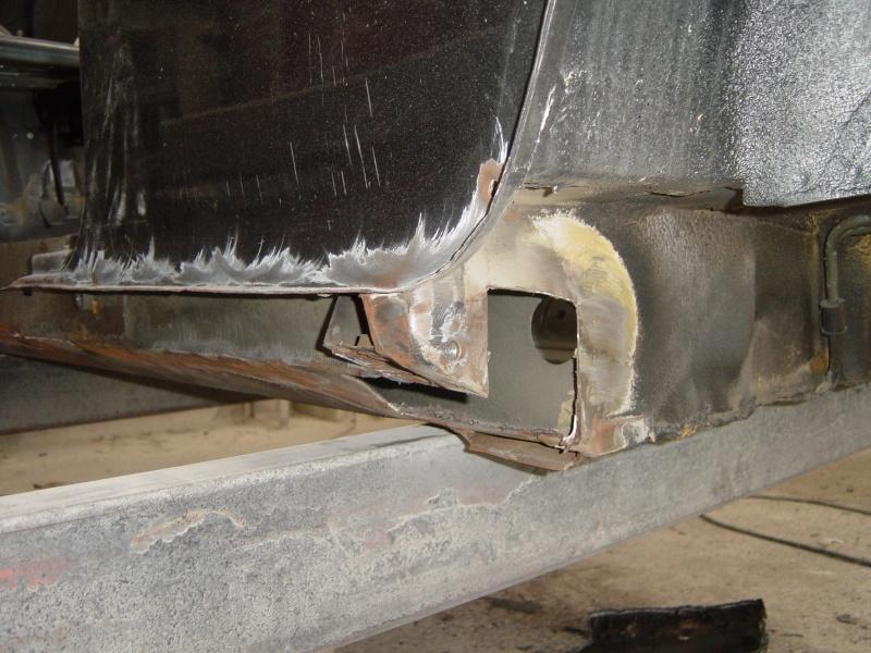 Restauration de la MINI Classic 35 de Dominique. Dsc05824