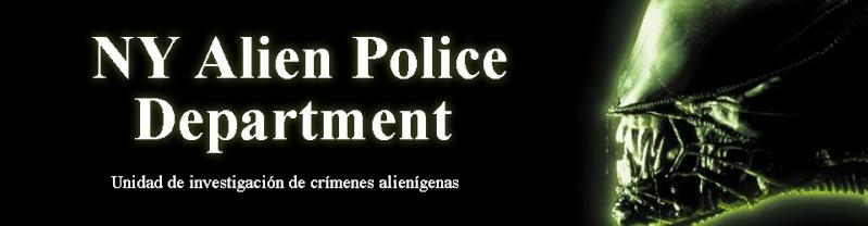 [Intro de la Partida]: NY Alien Police Department V3bann10