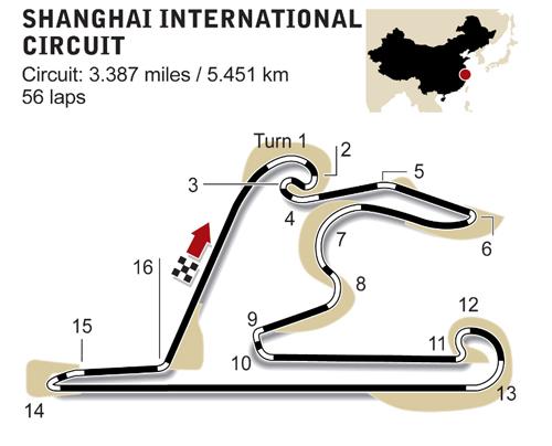 GP de Chine 20 avril 2014 Shangha 43710
