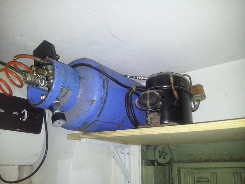 """Compressore """"fatto in casa"""" 20131111"""