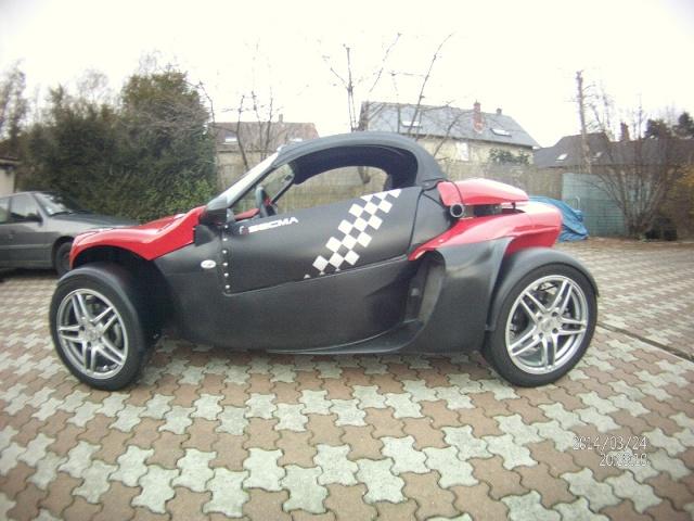 Vends SECMA F16 v2 février 2011 TBE+accessoires VENDU VENDU VENDU VENDU File0010