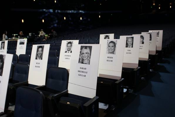Sarah aux People's Choice Awards 2014 10171610