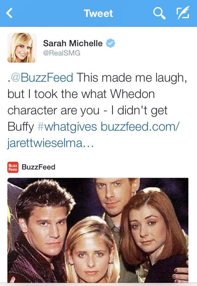 Quel(le) héros/héroïne de Whedon êtes-vous ? 19029310