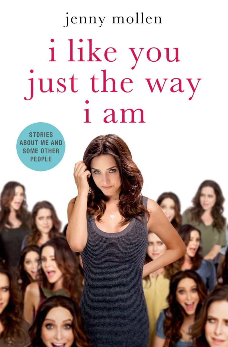 """""""I like you just the way I am"""" : un livre de Jenny Mollen (Nina) 81qwoc10"""