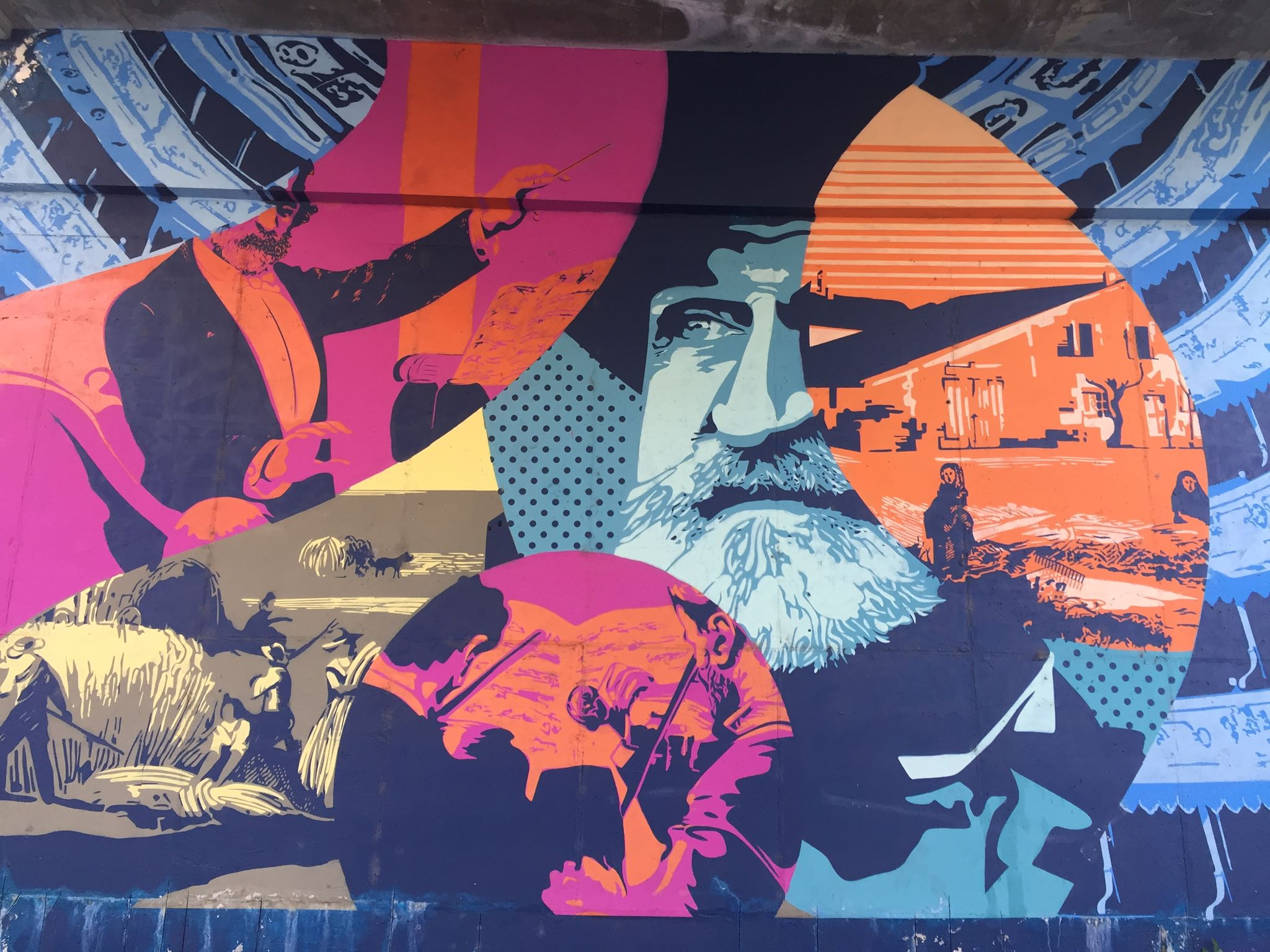 STREET VIEW : les fresques murales - MONDE (hors France) - Page 25 69056910