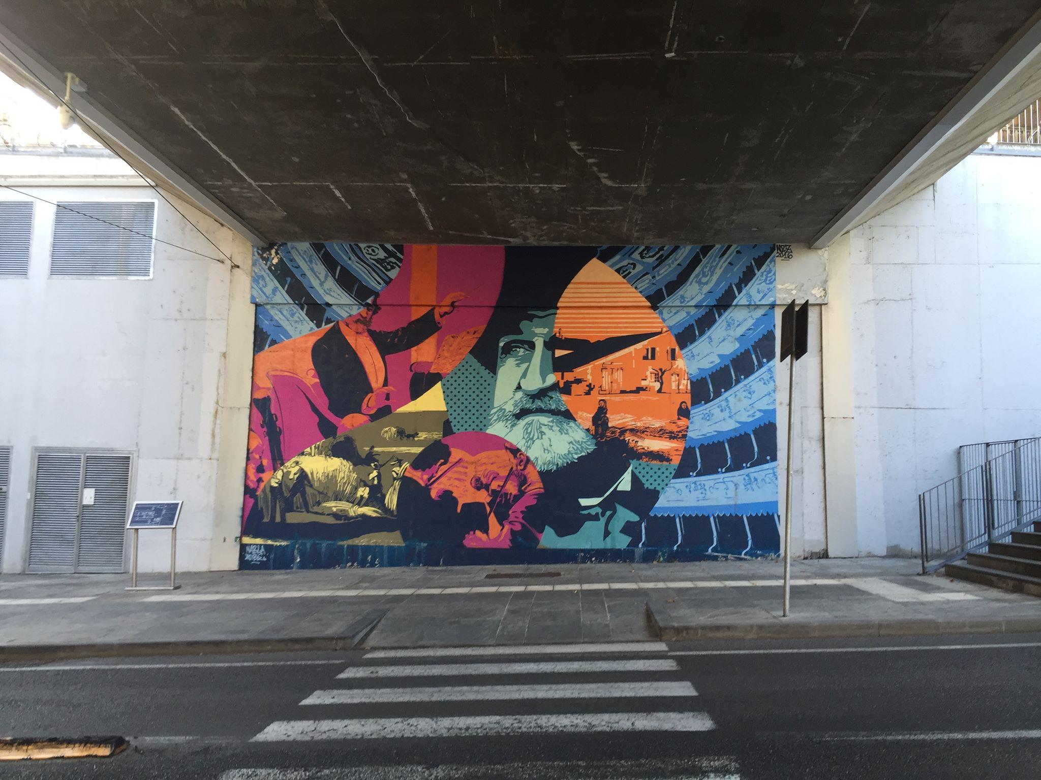 STREET VIEW : les fresques murales - MONDE (hors France) - Page 25 69640810