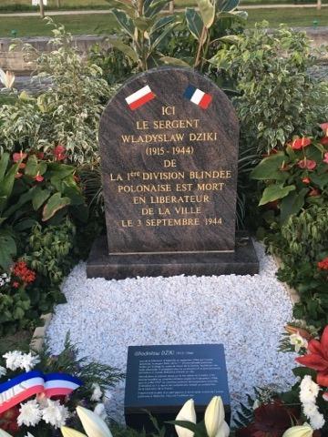 75ème anniversaire de la libération de la ville d'Abbeville Somme 70640010