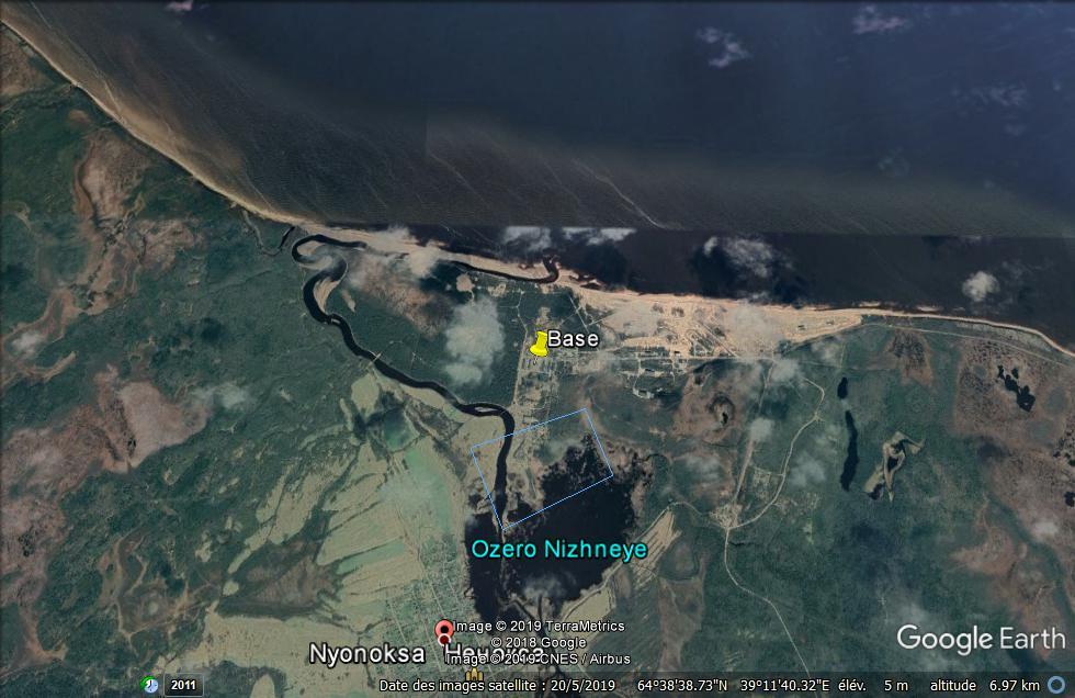 EXPLOSION SUR LA BASE MILITAIRE DE NIONOKSA, EN RUSSIE. Base_m16