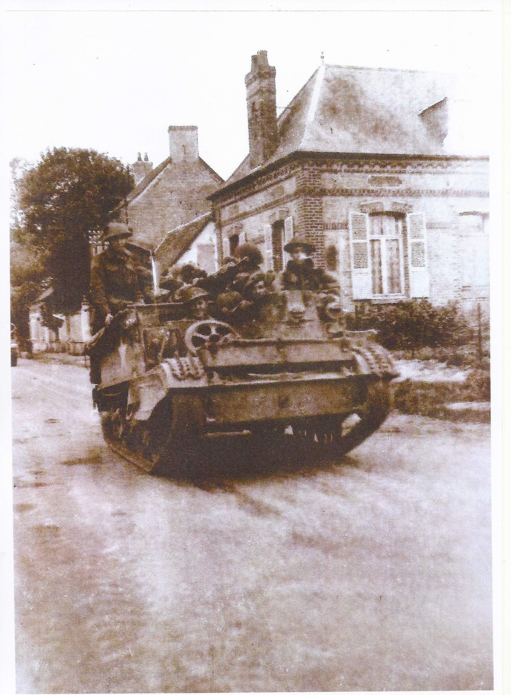 75ème anniversaire de la libération de la ville d'Abbeville Somme Canadi10