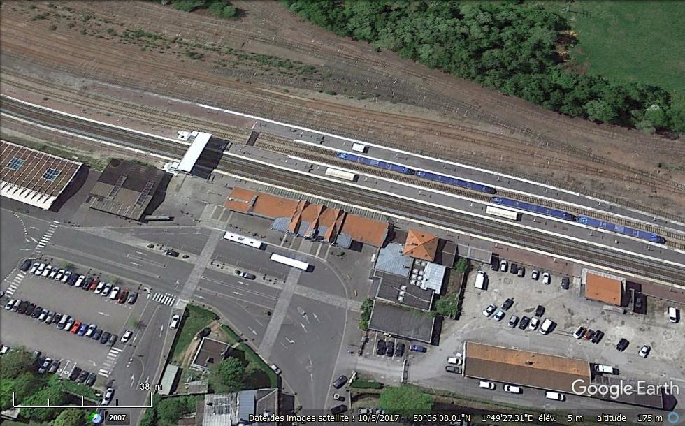 Gare d'Abbeville Somme Gare10