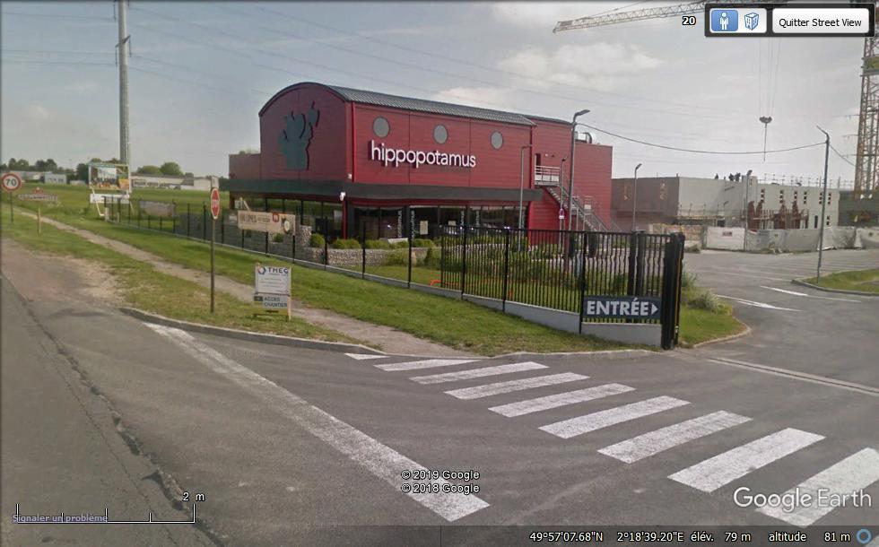 [Bientôt visible sur Google Earth] -Le futur complexe hôtelier de Poulaiville Somme Hippop10