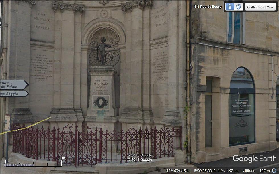 Monument aux Michaux, Bar-le-Duc Monume11