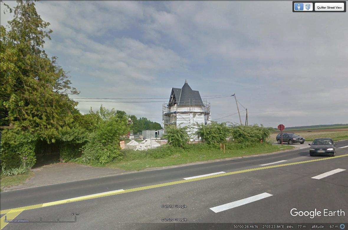 Moulin Basile, ancien moulin à vent Moulin10
