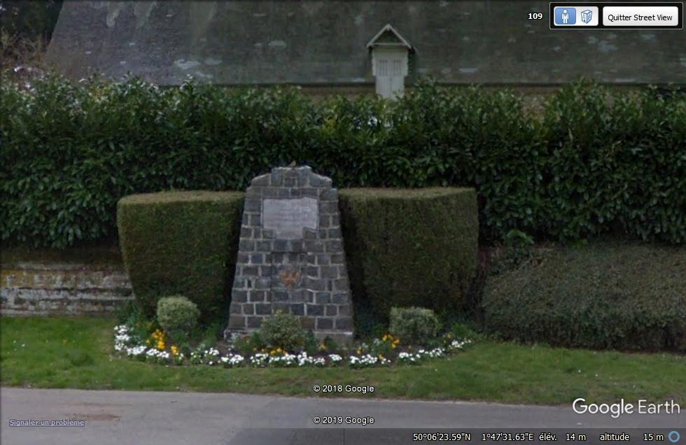 75ème anniversaire de la libération de la ville d'Abbeville Somme Stzole11