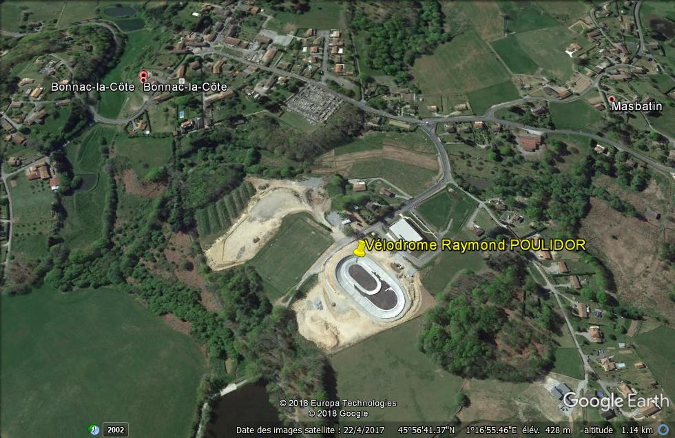 Le vélodrome de Bonnac-la-Côte Haute-Vienne Vzolod10