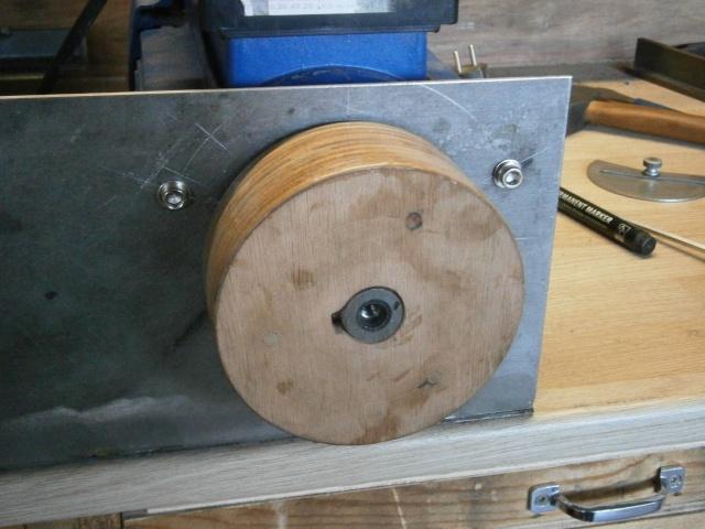 [projet] fabrication d'un Backstand horizontale/verticale - Page 2 Pc180514